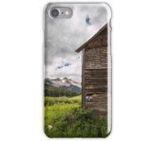 Dairy Farm View iPhone Case/Skin