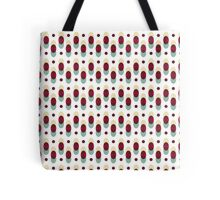 Geometric retro patterns Tote Bag