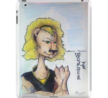 Wonder Jr iPad Case/Skin