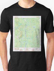 USGS TOPO Map Alabama AL Bilbo Island 331455 1983 24000 T-Shirt