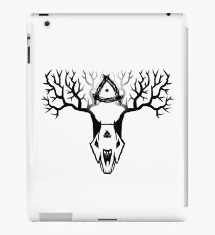 Elder Hollow Logo iPad Case/Skin