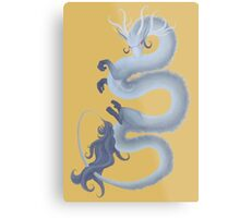 Noodle Dragon - Vivi Metal Print