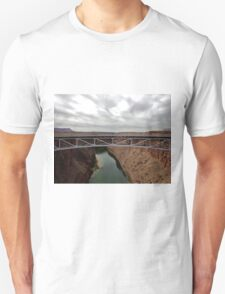 Navajo Bridge over Little CO River 03 T-Shirt