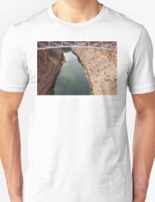 Navajo Bridge over Little CO River 04 T-Shirt