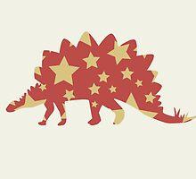 Stegosaurus by Sophie Higgins