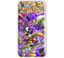 Yedi Fresh ( DJ QBERT Hard Boiled Scrambled Egg #2 ) iPhone Case/Skin
