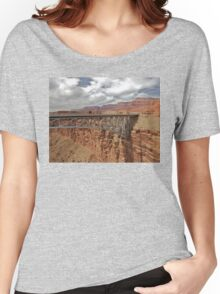 Navajo Bridge over Little CO River 05 Women's Relaxed Fit T-Shirt