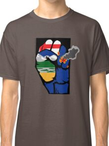 Fort McMurray fire - Unity, Generosity & Strength  Classic T-Shirt
