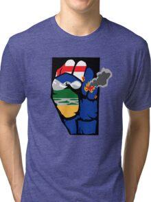 Fort McMurray fire - Unity, Generosity & Strength  Tri-blend T-Shirt