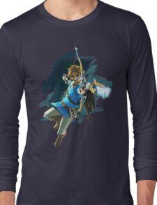Zelda U Art Highest Res Shirt Long Sleeve T-Shirt