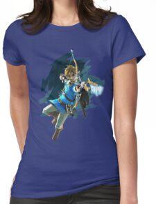 Zelda U Art Highest Res Shirt Womens Fitted T-Shirt