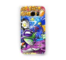 Yedi Fresh ( DJ QBERT HARD BOILED SCRAMBLED EGG #1 ) Samsung Galaxy Case/Skin