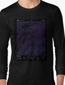 USGS TOPO Map Alabama AL Ross Mountain 20111206 TM Inverted T-Shirt
