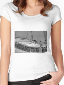 ETIHAD STADIUM Women's Fitted Scoop T-Shirt