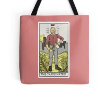 Modern Tarot - The Caffeinated Tote Bag