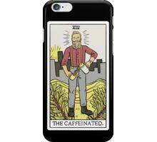 Modern Tarot - The Caffeinated iPhone Case/Skin