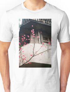 Flower Buds Decorative Shirt. Unisex T-Shirt