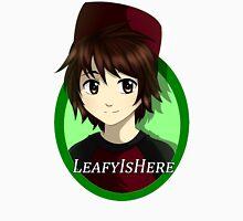 LeafyIsHere - Manga Sketch Unisex T-Shirt