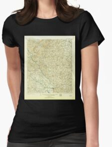 USGS TOPO Map Alabama AL Wetumpka 305899 1901 125000 T-Shirt