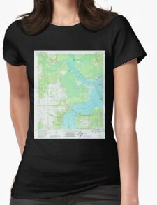 USGS TOPO Map Alabama AL Lillian 304411 1970 24000 T-Shirt