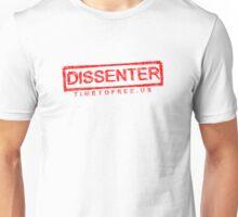 DISSENTER Unisex T-Shirt