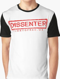 DISSENTER Graphic T-Shirt