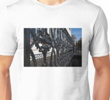 Intricate Georgetown Shapes and Shadows - Washington, DC  Unisex T-Shirt