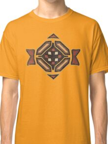 Cool Abstract Enchanting Shapes and Colors Classic T-Shirt