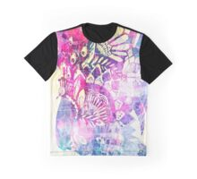 Shake a tail feather - lilac dreams Graphic T-Shirt