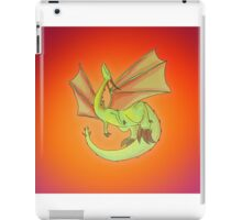 Rise and Shine - Happy Dragon iPad Case/Skin