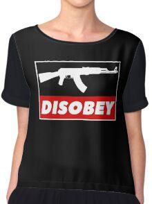 DISOBEY Chiffon Top