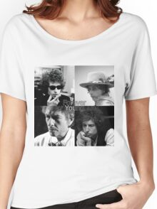 bob dylan - forever young Women's Relaxed Fit T-Shirt