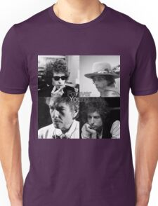 bob dylan - forever young Unisex T-Shirt