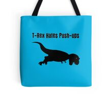 Ouch! Fat Buster T-Shirt Tote Bag