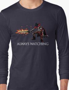 The Abyss Watcher Long Sleeve T-Shirt