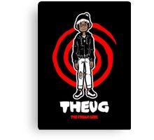 THEUG - The Urban Geek Canvas Print