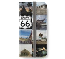 Route 66 iPhone Wallet/Case/Skin