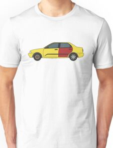 Better Call Saul: Sedan Unisex T-Shirt
