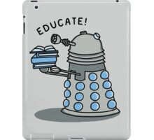 EDUCATE! iPad Case/Skin