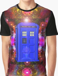 TARDIS IN THE EYE OF ORION 1 Graphic T-Shirt