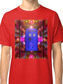 TARDIS IN THE EYE OF ORION 1 Classic T-Shirt