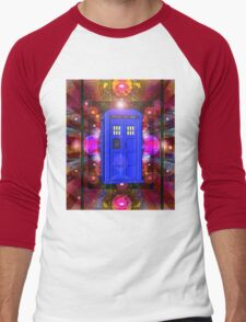 TARDIS IN THE EYE OF ORION 1 Men's Baseball ¾ T-Shirt