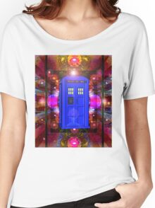 TARDIS IN THE EYE OF ORION 1 Women's Relaxed Fit T-Shirt