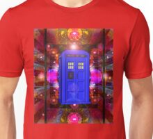 TARDIS IN THE EYE OF ORION 1 Unisex T-Shirt