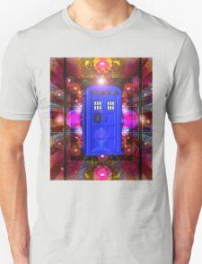 TARDIS IN THE EYE OF ORION 1 Unisex T-Shirt