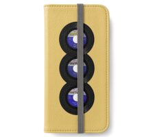 45 Spin-Motor City iPhone Wallet/Case/Skin