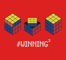 Winning Cubed Kids Tee