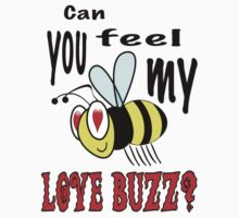 Love Buzz Kids Tee