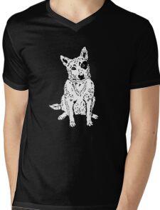 Dawg Mens V-Neck T-Shirt