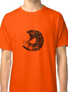 Psychedelic Fish Classic T-Shirt